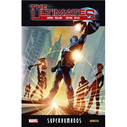 THE ULTIMATES 1. SUPERHUMANOS INTEGRAL