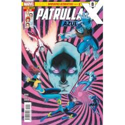 LA PATRULLA-X AZUL 08