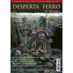 Desperta Ferro Contemporánea nº 26 Kaiserschlacht 1918