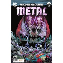 NOCHES OSCURAS: METAL NÚM. 03