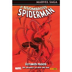 EL ASOMBROSO SPIDERMAN 23. ULTIMOS PASOS (MARVEL SAGA 51)