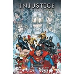 INJUSTICE: GODS AMONG US AÑO CUATRO VOL. 01 (DE 2)