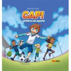 EL CAPI 01. ESPIRITU DE EQUIPO