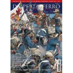 Desperta Ferro Historia Moderna nº 33 Bolivar contra España