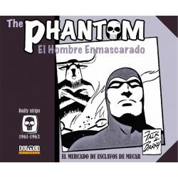 THE PHANTOM. EL HOMBRE ENMASCARADO 1961-1963