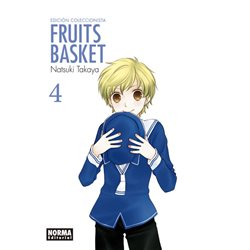 FRUITS BASKET ED. COLECCIONISTA 4