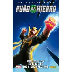 PUÑO DE HIERRO 01. EL JUICIO DE LOS SIETE MAESTROS