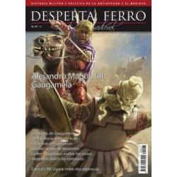 Desperta Ferro Antigua y Medieval nº 47 Alejandro Magno (III). Gaugamela