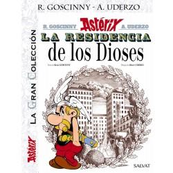 GC ASTERIX 17: ASTERIX LA RESIDENCIA DE LOS DIOSES. LA GRAN COLECCION