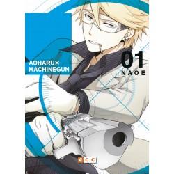 AOHARU X MACHINEGUN NÚM. 01