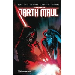 Star Wars Darth Maul (tomo recopilatorio)