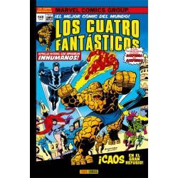 LOS CUATRO FANTÁSTICOS 8: ¡CAOS EN EL GRAN REFUGIO!