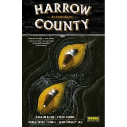 HARROW COUNTY 5. ABANDONADO