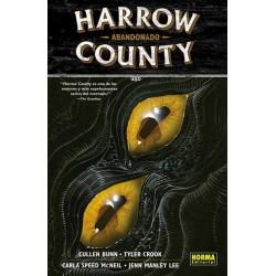 HARROW COUNTY 5. ABANDONADO