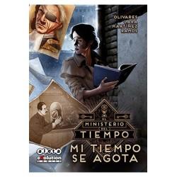 EL MINISTERIO DEL TIEMPO COMIC 02. MI TIEMPO SE AGOTA