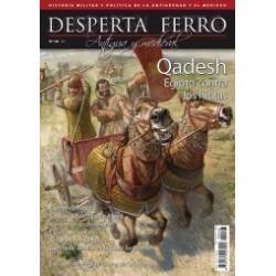 Desperta Ferro Antigua y Medieval Nº48: Qadesh Egipto contra los hititas