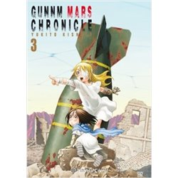 Gunnm Alita Mars Chronicle nº 03