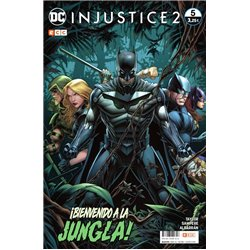 INJUSTICE: GODS AMONG US NÚM. 63/ 5