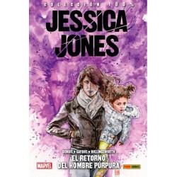 JESSICA JONES 3: EL RETORNO DEL HOMBRE PURPURA