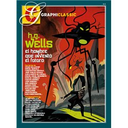 GRAPHICLASSIC 5: ESPECIAL H.G.WELLS.