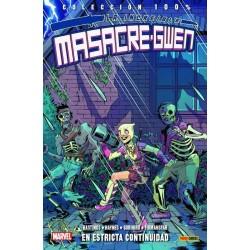 LA INCREIBLE MASACRE-GWEN 03. EN ESTRICTA CONTINUIDAD