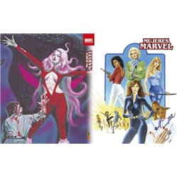 MUJERES MARVEL (MARVEL LIMITED EDITION)