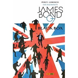 JAMES BOND 05. BLACK BOX