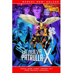 LA PATRULLA-X DE BRIAN MICHAEL BENDIS 03. LA BATALLA DEL ATOMO (MARVEL NOW! DELUXE)