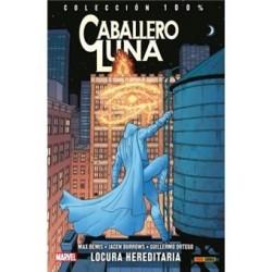 CABALLERO LUNA 07. LOCURA HEREDITARIA