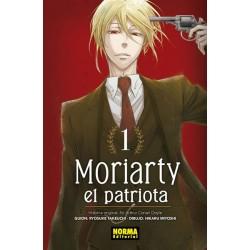 MORIARTY EL PATRIOTA 1
