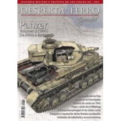 Desperta Ferro Especiales XVI: Panzer volumen 2 (1941). De África a Barbarroja