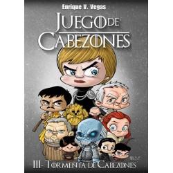 JUEGO DE CABEZONES 03. TORMENTA DE CABEZONES