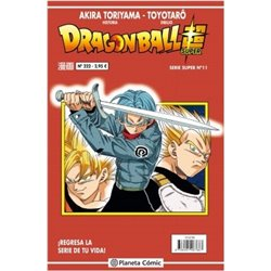 Dragon Ball Serie roja nº 222