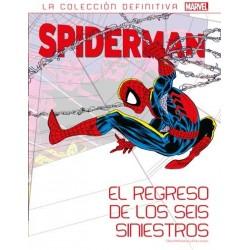 LA COLECCIÓN DEFINITIVA DE SPIDERMAN. ENTREGA 28 (Nº 28)