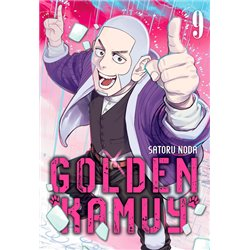 GOLDEN KAMUY VOL. 9