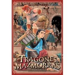 TRAGONES Y MAZMORRAS VOL. 6