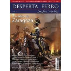 Desperta Ferro Historia Moderna nº 36: Los sitios de Zaragoza
