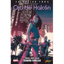 KATE BISHOP. OJO DE HALCON 03. REUNION FAMILIAR