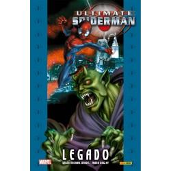 ULTIMATE SPIDERMAN INTEGRAL 02. LEGADO