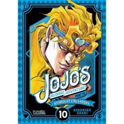 JOJO'S BIZARRE ADVENTURE PARTE 3: STARDUST CRUSADERS 10