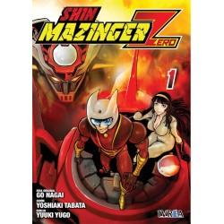SHIN MAZINGER ZERO 01