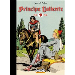 PRINCIPE VALIENTE 1945 - 1946