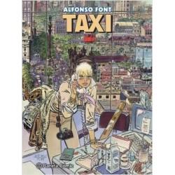 Taxi de Alfonso Font
