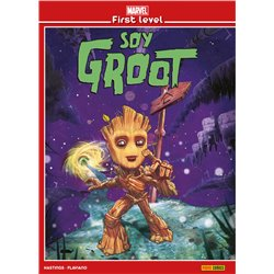 MARVEL FIRST LEVEL 02. SOY GROOT