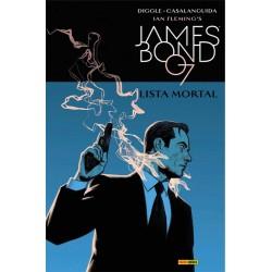 JAMES BOND 06. LISTA MORTAL
