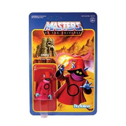 Masters of the Universe Figura ReAction Wave 4 Orko 6 cm