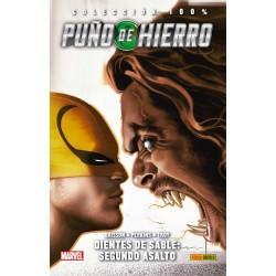 PUÑO DE HIERRO 02. DIENTES DE SABLE: SEGUNDO ASALTO