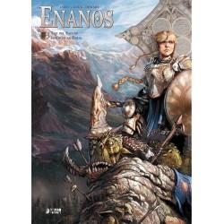 ENANOS INTEGRAL 03. TISS DEL ESCUDO / JORUN DE LA FORJA