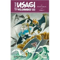 Usagi Yojimbo Saga nº 03