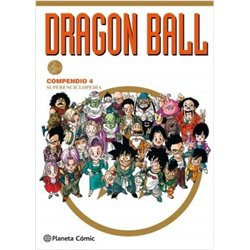 Dragon Ball Compendio nº 04/04